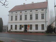 Pošta v Hořovičkách je dočasně uzavřena od loňského března
