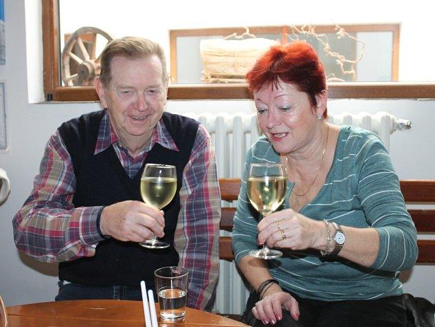 Svatomartinské víno v Rakovníku