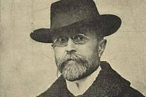 Tomáš G. Masaryk v roce 1910