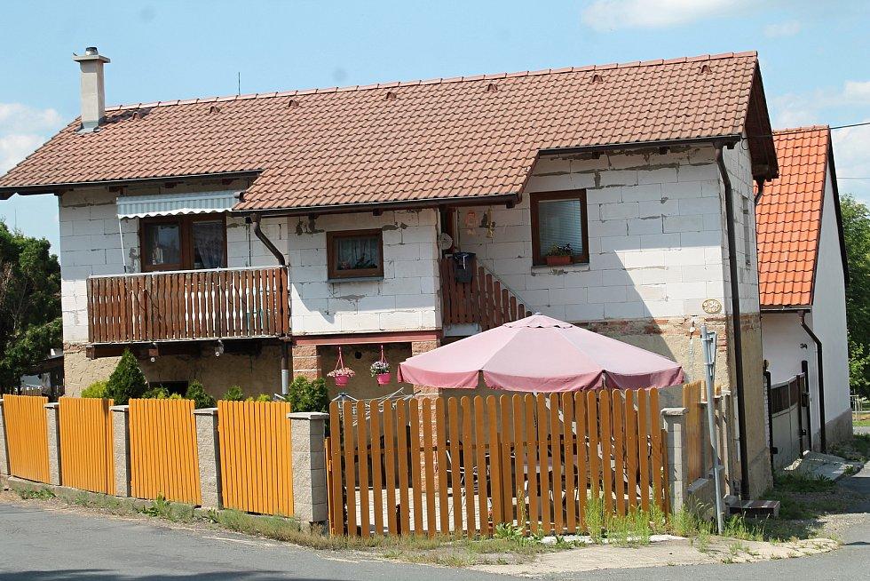 Obec Zavidov.