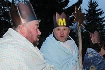 Tři králové na Drahouši