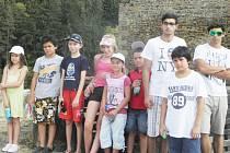 Výlet na hrad Krakovec