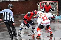 hokejbal CBCR - Hostivař