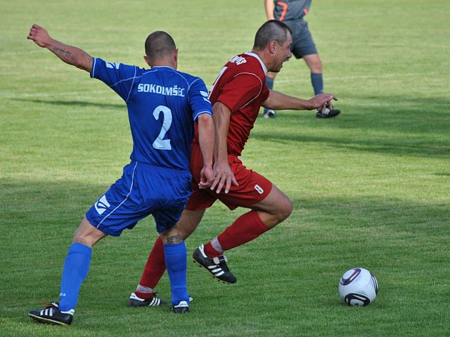 FK Kněževes - Sokol Mšec - Okresní pohár 2011