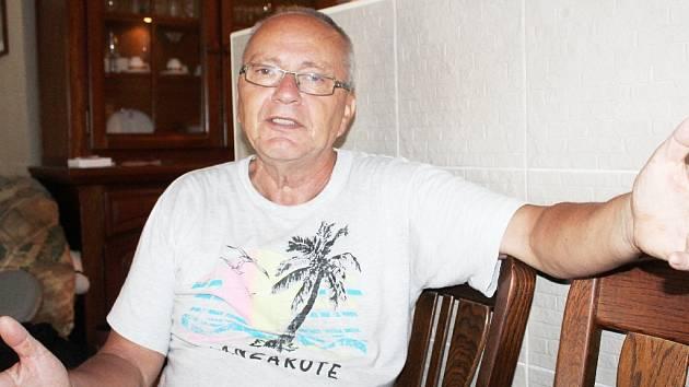 Majitel elektroskanzenu Petr Čech