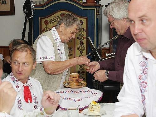 Baráčníci oslavili osmdesátku