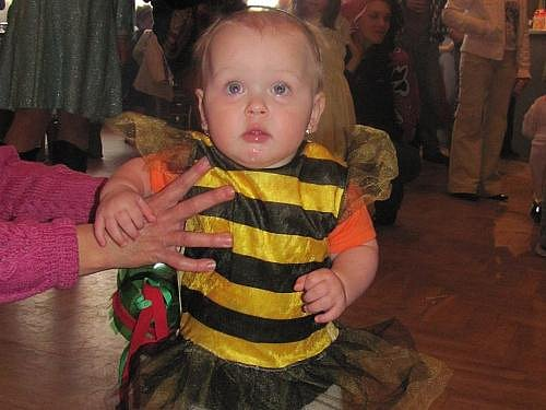 Dětský karneval v Jesenici