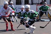 Výborný start. To, že se s mladými hokejbalisty v Rakovníku dobře pracuje, ukázali extraligoví dorostenci svojí vůlí po vítězství hned v prvním utkání