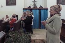 Koncert v lišanském kostele