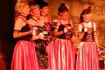 Tanečníci rakovnického Sokola tančili v Semaforu