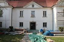 Hlavní budova Muzea T. G. Masaryka v Rakovníku dostane novou fasádu.