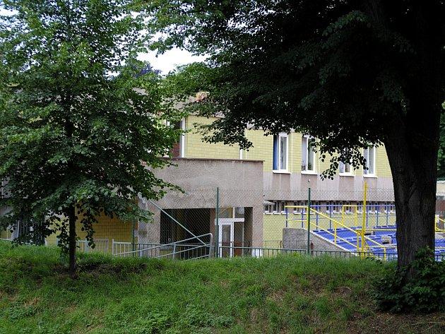 Objekt Sauna v Rakovníku