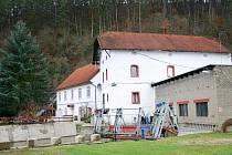 Čechův mlýn ve Šlovicích