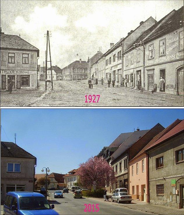 Havlíčkova ulice.