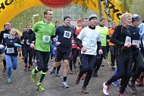 ESENICKÝ surovec přivítal hodně běžců i z rakovnického okresu.