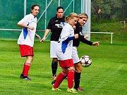Pavlíkovské Lvice vyhrály v dalším kole divize žen v Brňanech 6:1. Foto: Petr Růžek