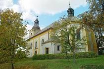 Kostel sv. Václava v Čisté