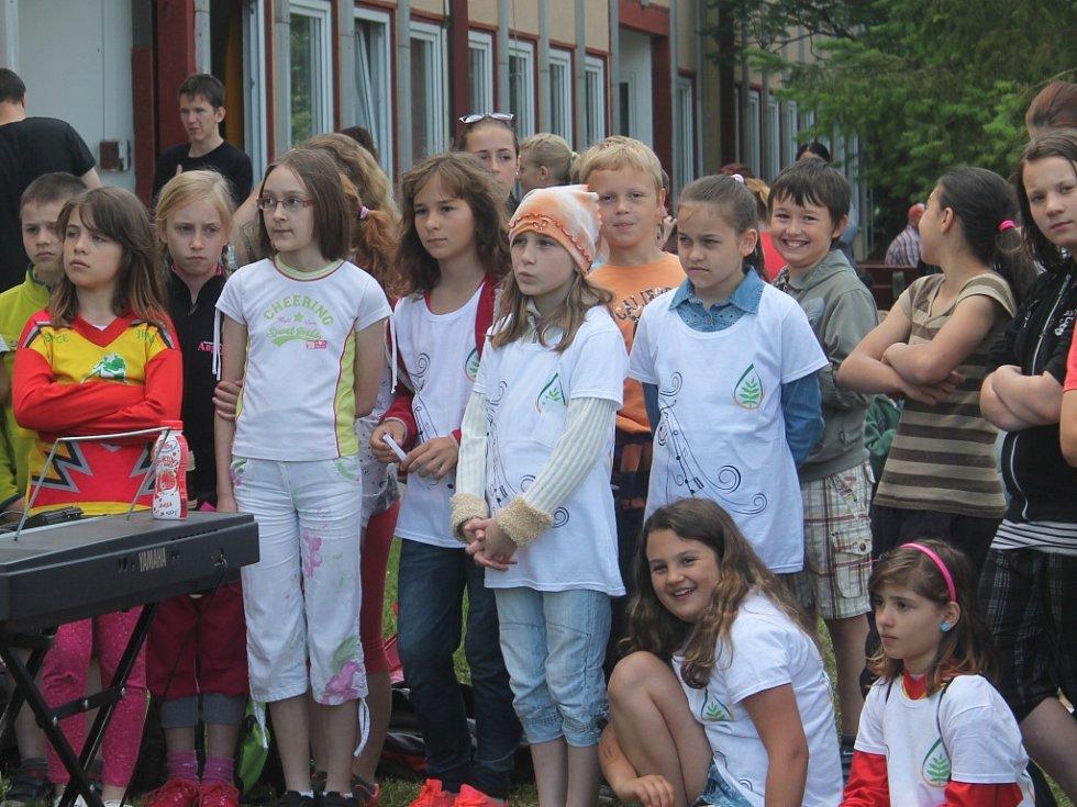 Den dětí v Jesenici