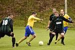 Fotbalisté Městečko prohráli s Hředlemi 0:3.