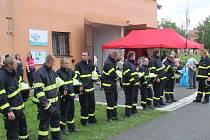 Kolešovská zásahová jednotka hasičů