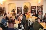 Studenti ISŠ Rakovník se zúčastnili besedy v rámci výstavy 1989. Nezapomínáme. Připomínáme.