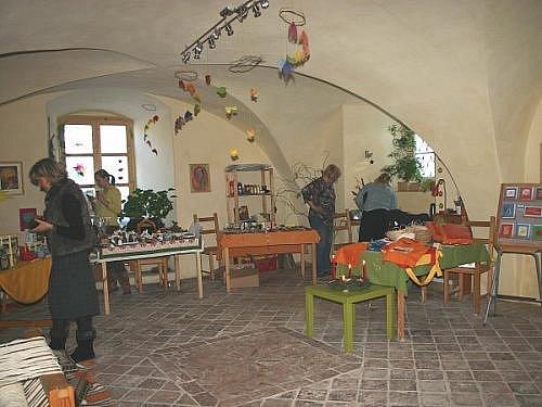 Vánoční jarmark v Dobromyslu 2010