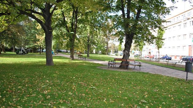 Park Na Sekyře - Rakovník