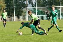 Fotbalisté Tatranu Rakovník prohráli v 8. kole divize s Velvary 0:1.