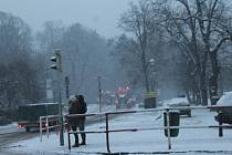 Úklid sněhu ilustrační foto