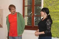 Výstava Dalibora Blažka Voko kam se podíváš