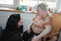 Na prohlídce Domova pro seniory v Rakovníku