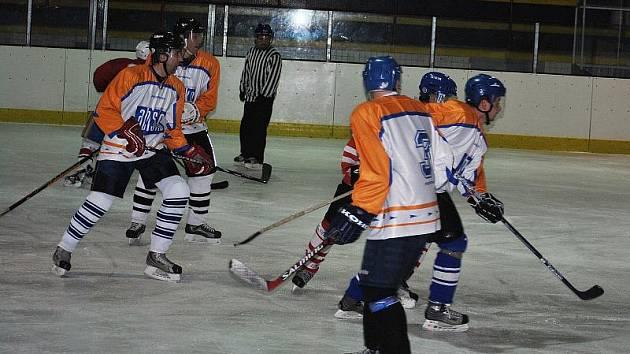 BNB Cup: Zápas Abisko - Old Stars 4:3