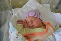 MATYÁŠ LAJBL, RAKOVNÍK. Narodil se 31. prosince 2018. Po porodu vážil 3,5 kg a měřil 51 cm. Rodiče jsou Petra a Martin. Bratr Martin.