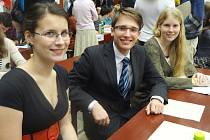 Maruška, Matouš a Anička