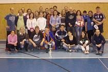 Foto všech účastníků na víceboji MOA
