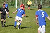 SK Pavlíkov - FC Jesenice 1:3 (0:2), OP 2016