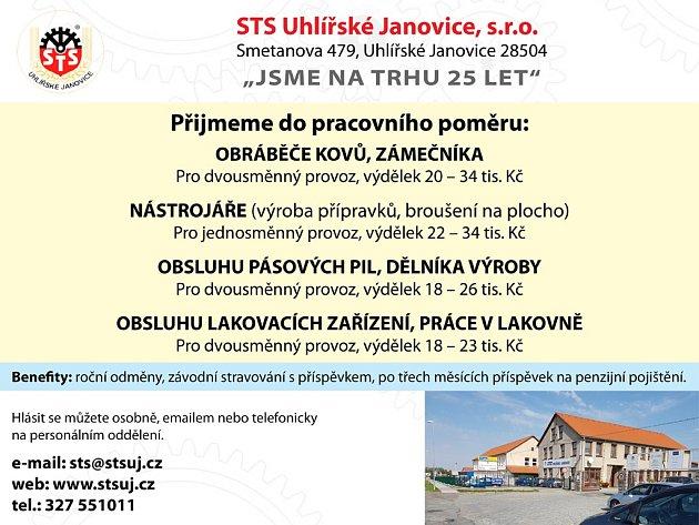 STS Uhlířské Janovice, s.r.o.