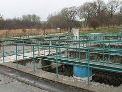Čistička odpadních vod. Ilustrační foto