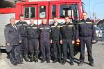 Novostrašečtí hasiči soutěží o titul Dobráci roku