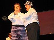 Druhý den Wintrova Rakovníka nabídl představení Hašler, tedy životní příběh Karla Hašlera, který ztvárnil Divadelní soubor Jiřího Voskovce Sázava.