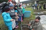 Výlov Bartoňského rybníka