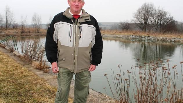 Starosta Milostína Jiří Pešek