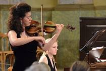 V Heroldově síni koncertovali studenti pražské HAMU.