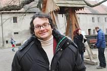 Kastelán Křivoklátu Petr Slabý