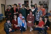 Retro večírek v Kroučové