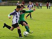 Mladší žáci rezervy rakovnického SK porazili Hředle po penaltách.