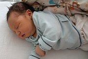DAMIAN ABDRASSILOV, PRAHA. Narodil se 12. června 2019. Po porodu vážil 4,3 kg. Rodiče jsou Sofie a Nurlan.