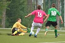 Derby mezi Tatranem B a Mutějovicemi vyhráli nakonec hosté