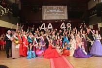 Maturitní ples MOA Rakovník