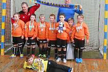 Vítěz turnaje přípravek SKP Rakovník